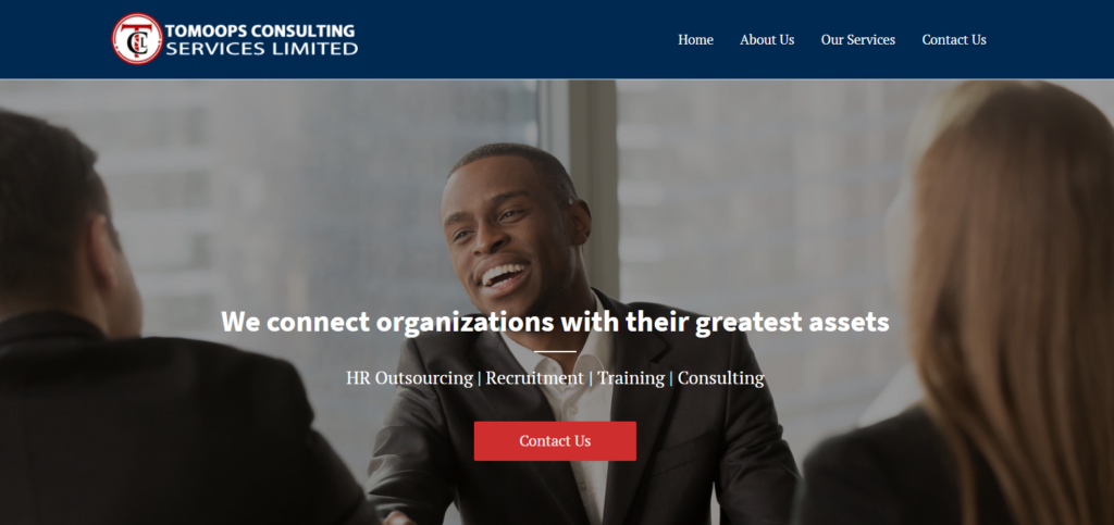 Tomoops Consulting Services